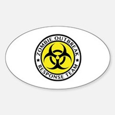 Zombie Outbreak Response Team Decal