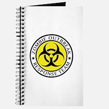 Zombie Outbreak Response Team Journal