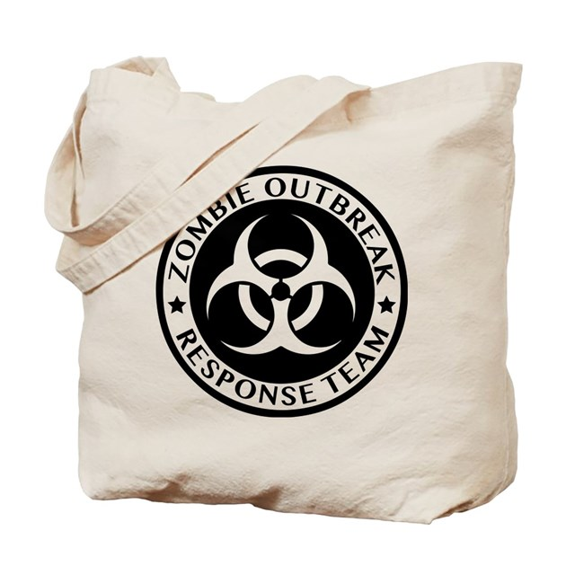 Zombie Response Shoulder Bag 114