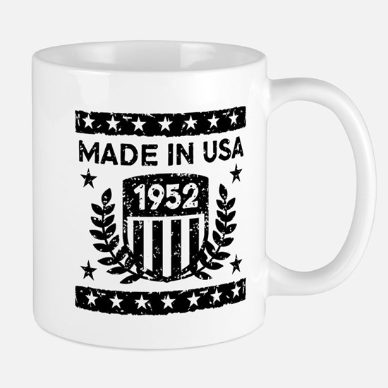 Made In USA 1952 Mug