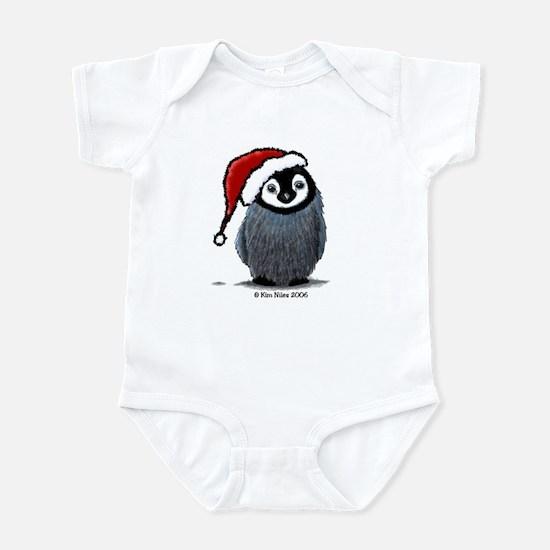 Christmas Penguin Infant Bodysuit