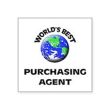 World's Best Purchasing Agent Sticker