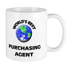 World's Best Purchasing Agent Mug
