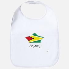 Guyanese Royalty Bib