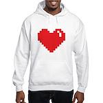 Pixel Heart Hoodie