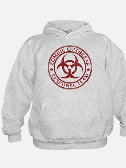 Zombie Outbreak Response Team Hoody