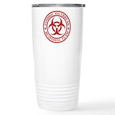 Zombie Outbreak Response Team Travel Mug