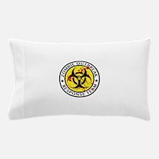 Zombie Outbreak Response Team Pillow Case