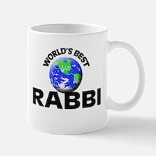 World's Best Rabbi Mug