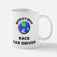 World's Best Race Car Driver Mug