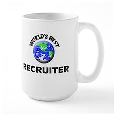 World's Best Recruiter Mug