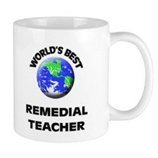 World's Best Remedial Teacher Mug