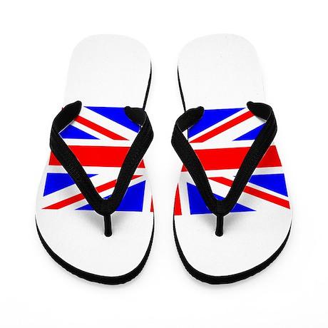 Union Flag of the United Kingdom Flip Flops