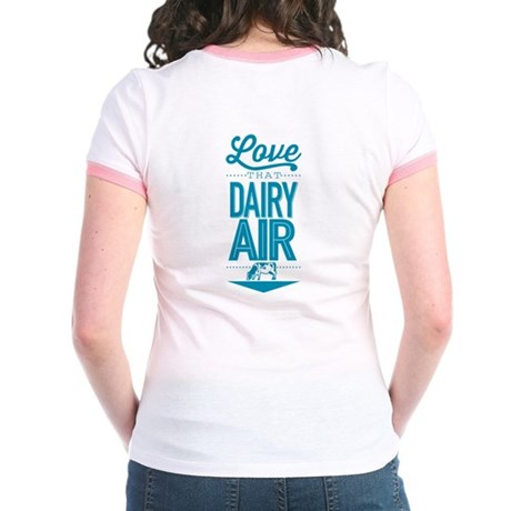 Dairy Air Jr. Ringer T-Shirt