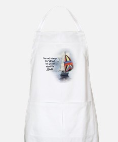 You Cant Change the Wind.png Apron