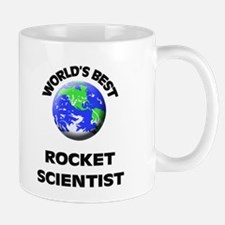 World's Best Rocket Scientist Mug