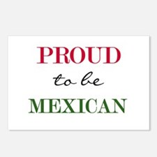 Mexican Pride Postcards (Package of 8)