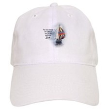 You Cant Change the Wind.png Baseball Baseball Cap