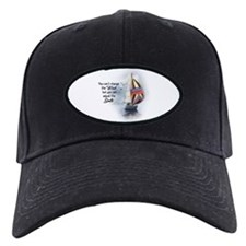 You Cant Change the Wind.png Baseball Hat
