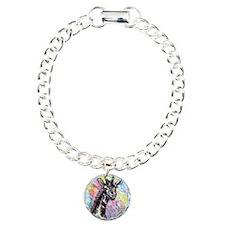 Giraffe, wildlife art! Bracelet