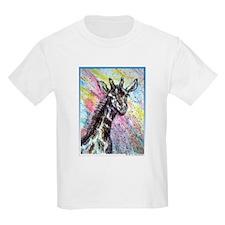 Giraffe, wildlife art! T-Shirt