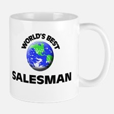 World's Best Salesman Mug
