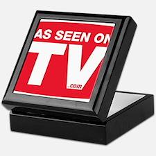As Seen On TV Keepsake Box