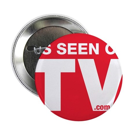 """As Seen On TV 2.25"""" Button"""