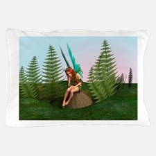 Thoughtful Fairy Pillow Case