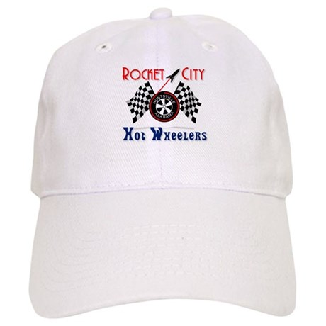 Rocket City Hot Wheelers Baseball Cap