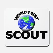 World's Best Scout Mousepad