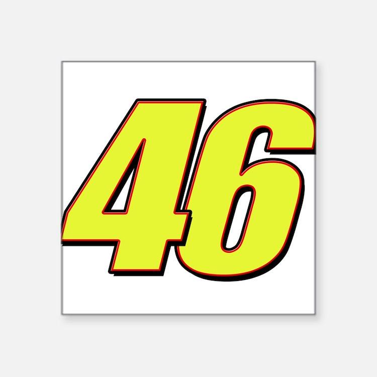 46 Sticker