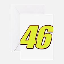 46 Greeting Card