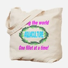 Aquaculture Tote Bag
