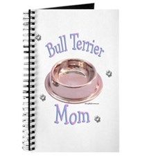 Bull Terrier Mom Journal