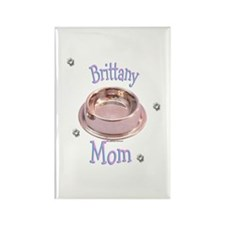 Brittany Mom Rectangle Magnet