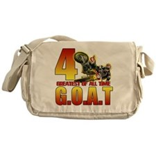 The Goat Messenger Bag