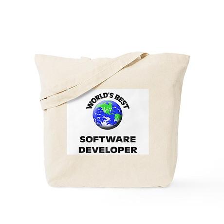 World's Best Software Developer Tote Bag