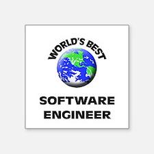 World's Best Software Engineer Sticker