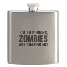 If I'm Running, Zombies Are Chasing Me! Flask
