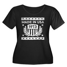 Made In USA 1973 T