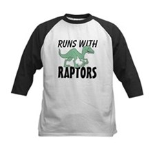 Runs with Raptors Boys Shirt