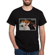 Royal Penguin (Front) T-Shirt