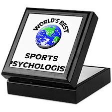 World's Best Sports Psychologist Keepsake Box
