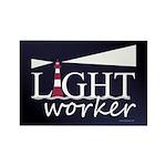 Lightworker (Lighthouse)   Rectangle Magnet