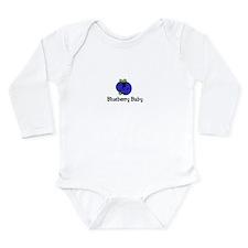 Infant Blueberry Onesie Body Suit