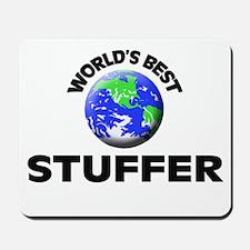 World's Best Stuffer Mousepad