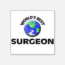 World's Best Surgeon Sticker