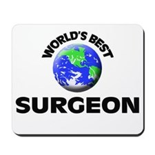 World's Best Surgeon Mousepad