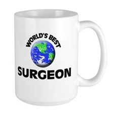 World's Best Surgeon Mug